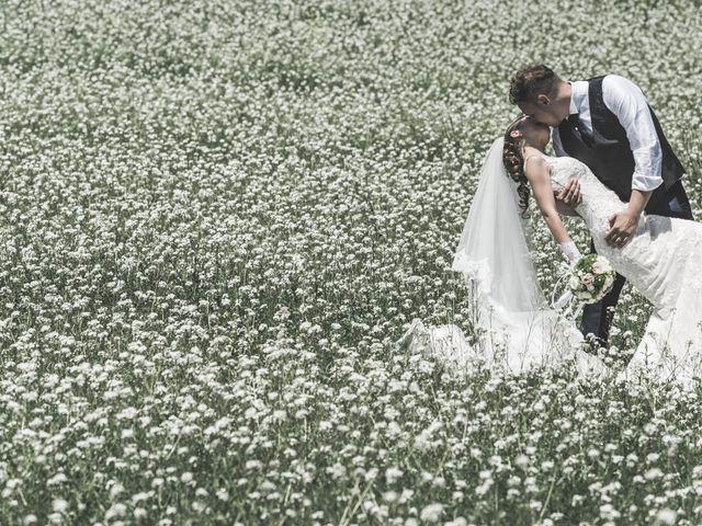 Il matrimonio di Giacomo e Elisa a Serra de' Conti, Ancona 50