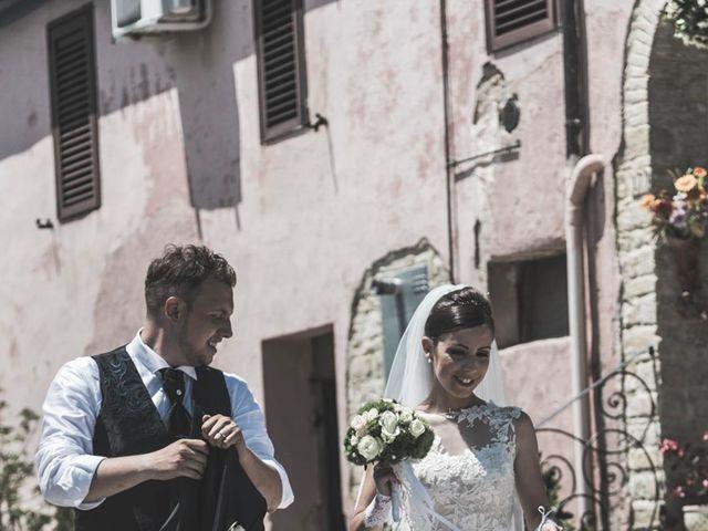 Il matrimonio di Giacomo e Elisa a Serra de' Conti, Ancona 54