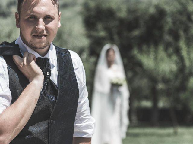 Il matrimonio di Giacomo e Elisa a Serra de' Conti, Ancona 55