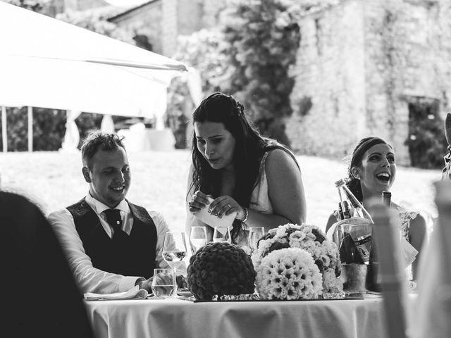 Il matrimonio di Giacomo e Elisa a Serra de' Conti, Ancona 62