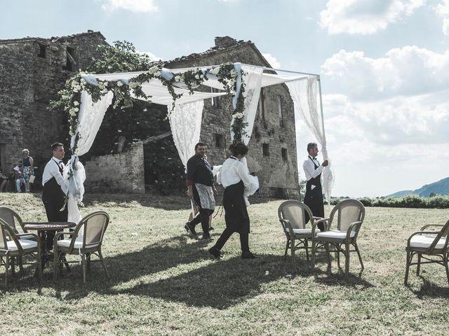 Il matrimonio di Giacomo e Elisa a Serra de' Conti, Ancona 63