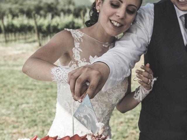 Il matrimonio di Giacomo e Elisa a Serra de' Conti, Ancona 67
