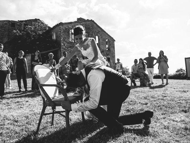 Il matrimonio di Giacomo e Elisa a Serra de' Conti, Ancona 72
