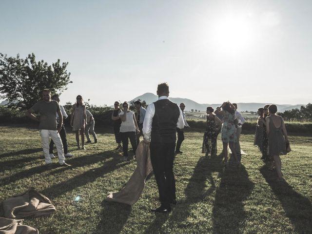 Il matrimonio di Giacomo e Elisa a Serra de' Conti, Ancona 75
