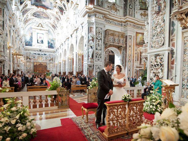 Il matrimonio di Letizia e Vincenzo a Trapani, Trapani 6