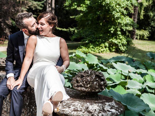 Le nozze di Mirka e Davide