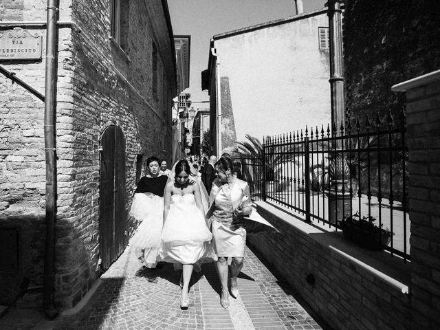 Il matrimonio di Federico e Valentina a Tortoreto, Teramo 18