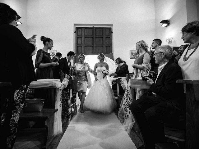 Il matrimonio di Federico e Valentina a Tortoreto, Teramo 21