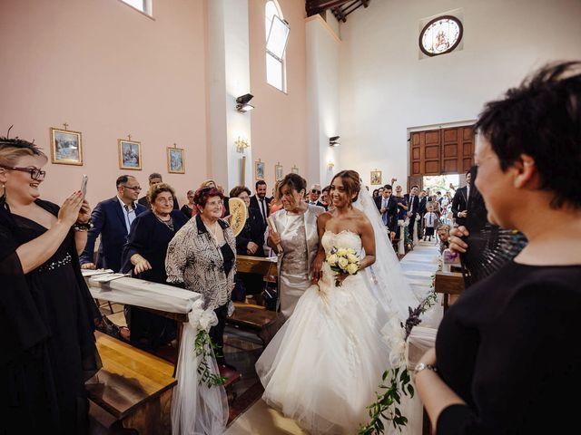 Il matrimonio di Federico e Valentina a Tortoreto, Teramo 22