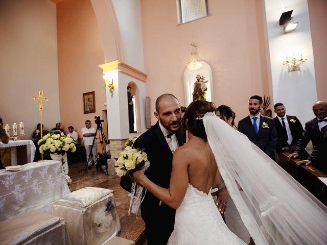 Il matrimonio di Federico e Valentina a Tortoreto, Teramo 23