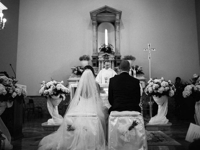 Il matrimonio di Federico e Valentina a Tortoreto, Teramo 26