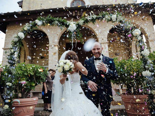 Il matrimonio di Federico e Valentina a Tortoreto, Teramo 1