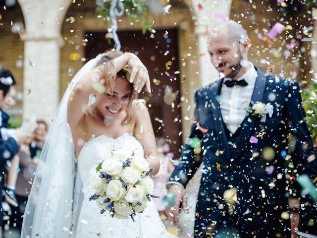 Il matrimonio di Federico e Valentina a Tortoreto, Teramo 28