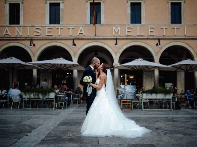 Il matrimonio di Federico e Valentina a Tortoreto, Teramo 32