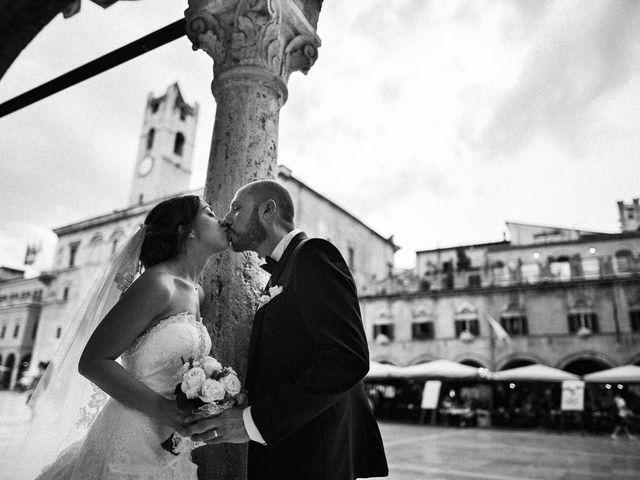 Il matrimonio di Federico e Valentina a Tortoreto, Teramo 38