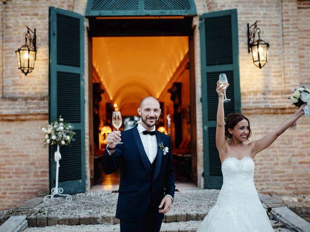 Il matrimonio di Federico e Valentina a Tortoreto, Teramo 44