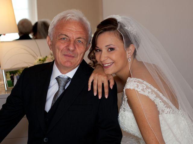 Il matrimonio di Silvia e Martin a Corbetta, Milano 1