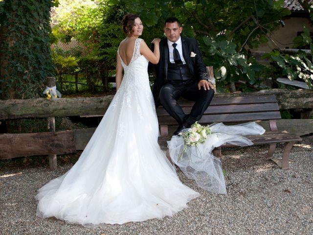 Il matrimonio di Silvia e Martin a Corbetta, Milano 12