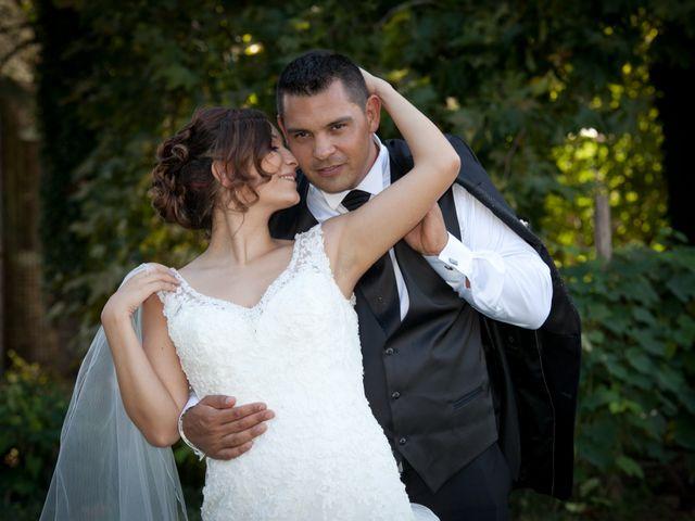 Il matrimonio di Silvia e Martin a Corbetta, Milano 15