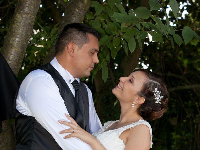 le nozze di Martin e Silvia