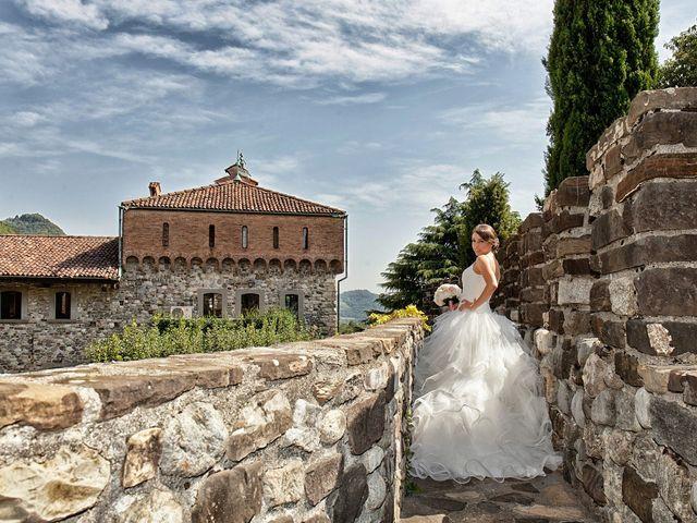 Il matrimonio di Stefano e Giusy a Calolziocorte, Lecco 60