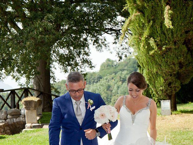 Il matrimonio di Stefano e Giusy a Calolziocorte, Lecco 67