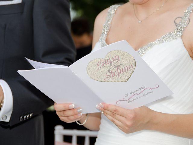 Il matrimonio di Stefano e Giusy a Calolziocorte, Lecco 73