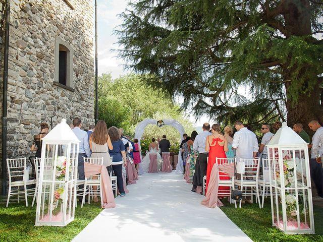 Il matrimonio di Stefano e Giusy a Calolziocorte, Lecco 74