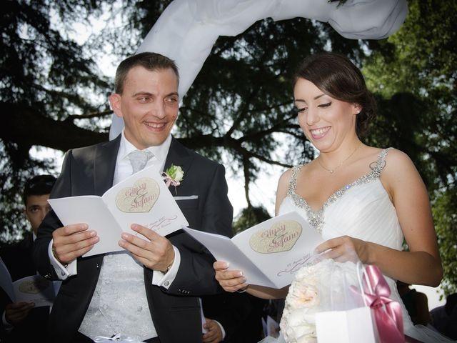 Il matrimonio di Stefano e Giusy a Calolziocorte, Lecco 75