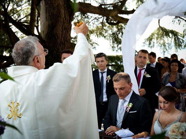Il matrimonio di Stefano e Giusy a Calolziocorte, Lecco 99