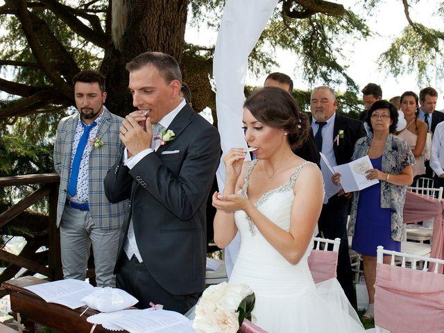 Il matrimonio di Stefano e Giusy a Calolziocorte, Lecco 100