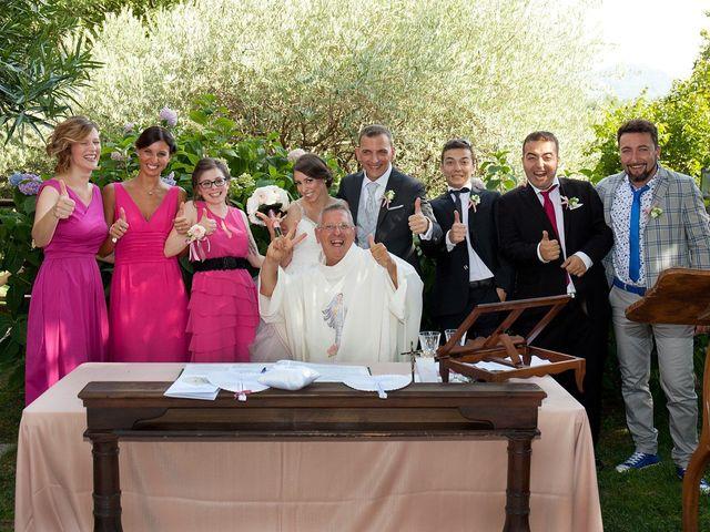 Il matrimonio di Stefano e Giusy a Calolziocorte, Lecco 119