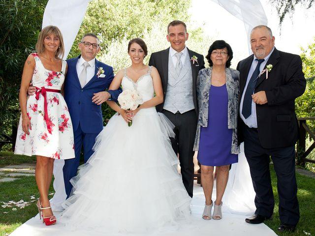 Il matrimonio di Stefano e Giusy a Calolziocorte, Lecco 123
