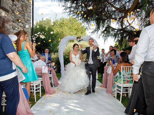 Il matrimonio di Stefano e Giusy a Calolziocorte, Lecco 125
