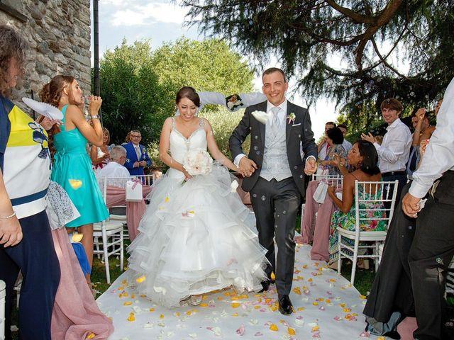 Il matrimonio di Stefano e Giusy a Calolziocorte, Lecco 127