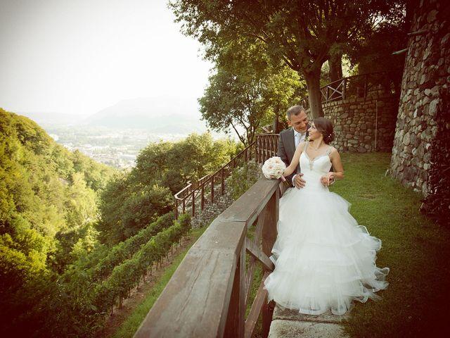 Il matrimonio di Stefano e Giusy a Calolziocorte, Lecco 142