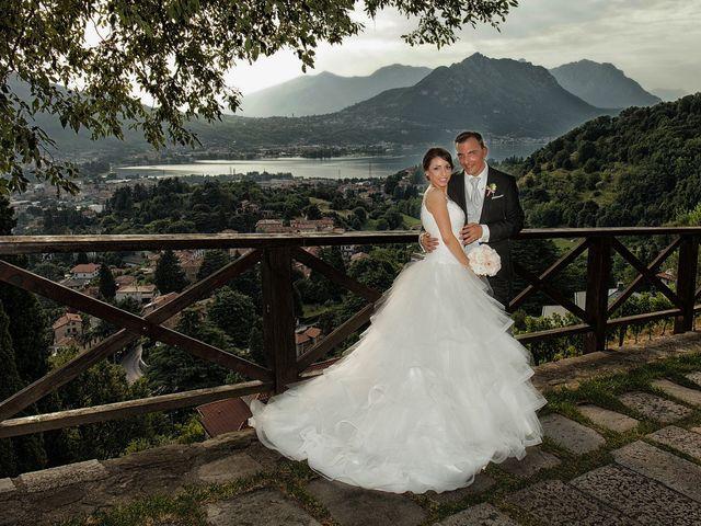 Il matrimonio di Stefano e Giusy a Calolziocorte, Lecco 145