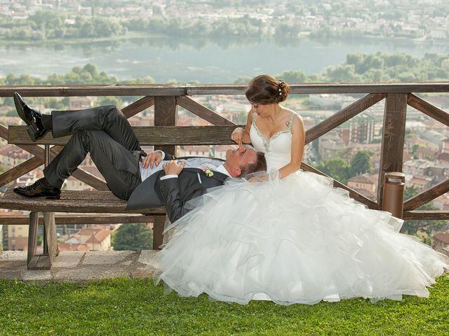 Il matrimonio di Stefano e Giusy a Calolziocorte, Lecco 149