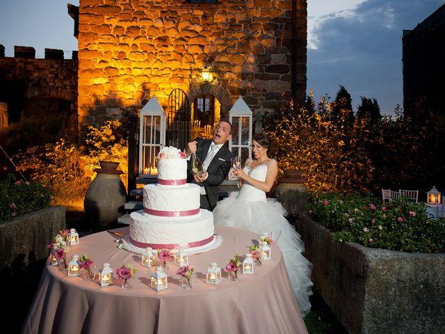 Il matrimonio di Stefano e Giusy a Calolziocorte, Lecco 170