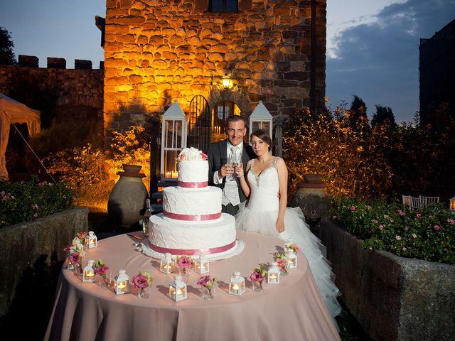 Il matrimonio di Stefano e Giusy a Calolziocorte, Lecco 174
