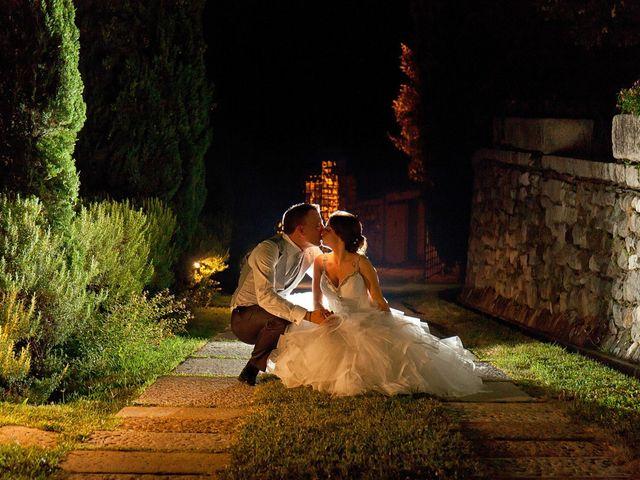 Il matrimonio di Stefano e Giusy a Calolziocorte, Lecco 185