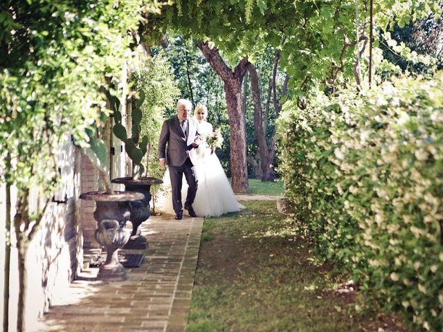 Il matrimonio di Luca e Martina a Cattolica, Rimini 14