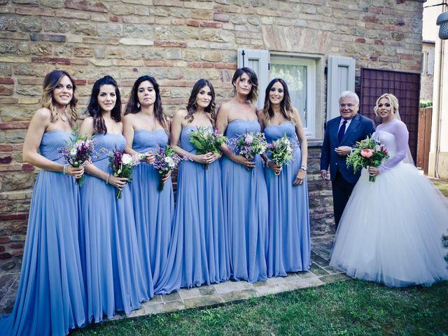 Il matrimonio di Luca e Martina a Cattolica, Rimini 16