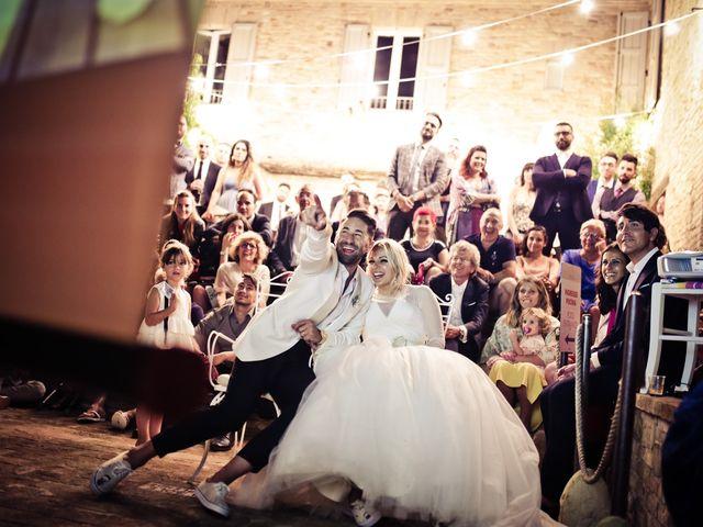 Il matrimonio di Luca e Martina a Cattolica, Rimini 36