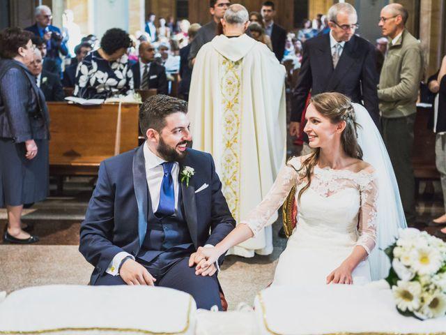 Il matrimonio di Emanuele e Sara a Pavia, Pavia 31