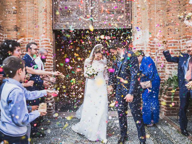 Il matrimonio di Emanuele e Sara a Pavia, Pavia 33