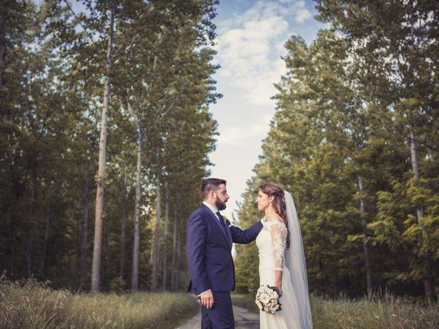 Le nozze di Sara e Emanuele
