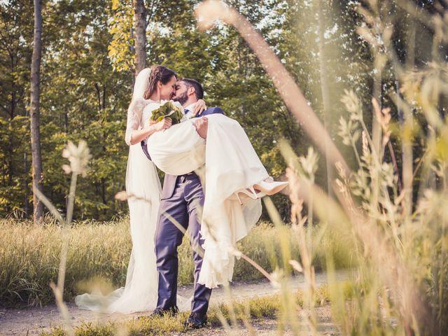 Il matrimonio di Emanuele e Sara a Pavia, Pavia 1