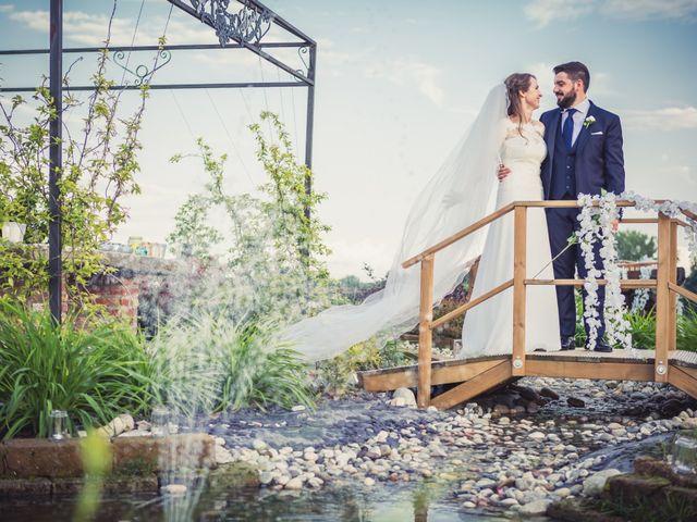 Il matrimonio di Emanuele e Sara a Pavia, Pavia 40