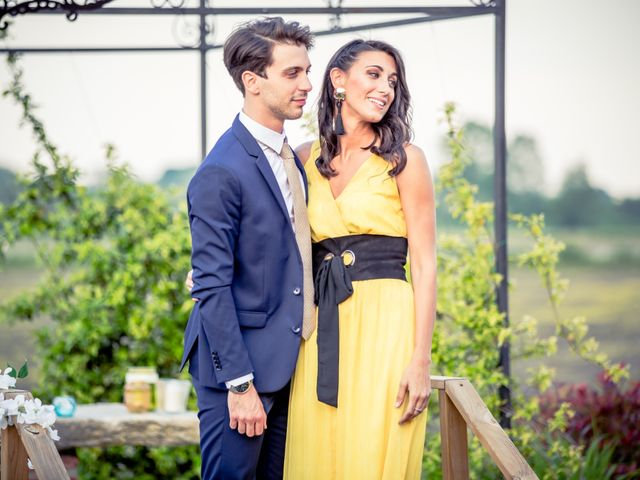 Il matrimonio di Emanuele e Sara a Pavia, Pavia 42